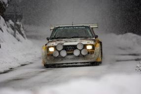 Audi quattro im Motorsport, copyright Foto: Audi AG