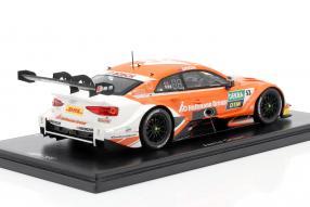 Audi RS 5 DTM 2019 Green 1:43 Spark
