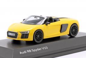 Audi R8 Spyder V10 1:43 Herpa