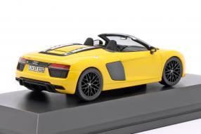 modelcars Audi R8 Spyder V10 1:43 Herpa