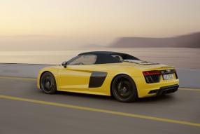 Audi R8 Spyder V10 2016, copyright Foto: Audi AG