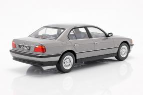 diecast minitures BMW 740i 1994 1:18