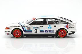 Rover Vitesse 1986 1:18 winner RAC Tourist Trophy 1986