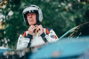 Richard Attwood heute, copyright Foto: Porsche AG