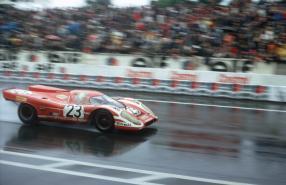 Porsche 917 Le Mans 1970, copyright Foto: Porsche AG