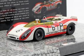Porsche 908/02 Spyder Nürburgring 1969 1:43