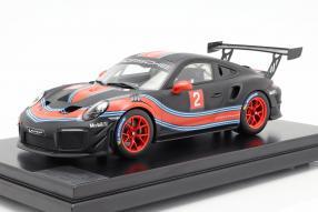 Porsche 911 GT2 RS 991 II Clubsport 1:12