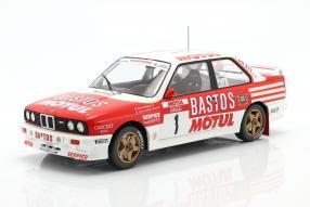 BMW M3 1988 Tour de Corse 1:18
