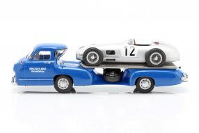 Set Formel 1 Mercedes-Benz 1955 1:18