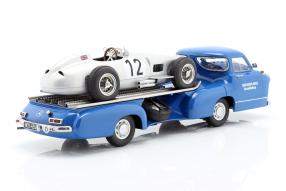 Set Formel 1 Mercedes-Benz 1955 1:18