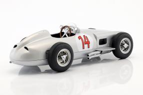 Mercedes-Benz W 196 1955 1:18 2nd Belgian GP