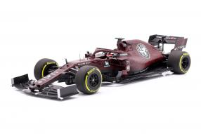 Alfa Romeo Racing C38 2019 1:18