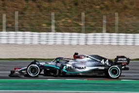 Lewis Hamilton Mercedes-AMG F1 W11 2020, copyright Fotos: Minichamps