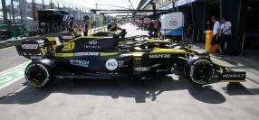 Renault F1 2020, copyright Foto: Minichamps