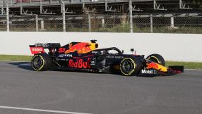 Aston Martin Red Bull Racing, Verstappen 2020, copyright Foto: Minichamps