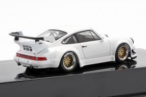 modelcars Porsche 911 930 Rauh-Welt weiß 1:43