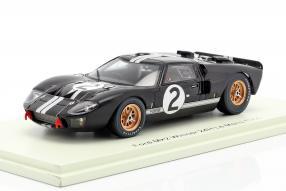 Ford GT40 Mk. II No. 2 winner Le Mans 1966 1:43