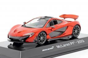 McLaren P1 2013 1:43