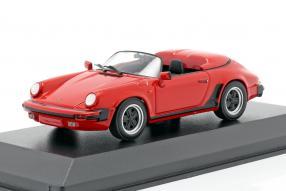 Porsche 911 Speedster 1988 1:43 Maxichamps
