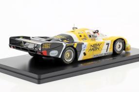 modelcars Porsche 956B New Man Joest Racing 1984 1:43