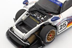 diecast miniatures Porsche 911 GT1 #24hLeMans #LEMANS24 1997