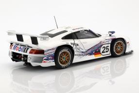 miniatures Porsche 911 GT1 #24hLeMans #LEMANS24 1997