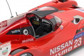 Nissan GT-R LM Nismo #LeMans24 #24hLeMans 2015 1:18