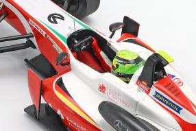 miniatures Dallara F317 Schumacher 2018 1:18