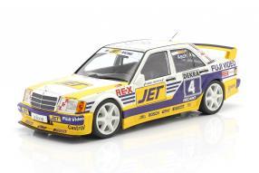 Mercedes-Benz 190 E 2.5-16 Evo 1 DTM 1989 Asch 1:18