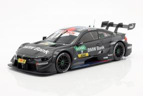 BMW M4 DTM 2018 Spengler 1:18 Minichamps