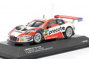 Porsche 911 GT3 R 2018 Precote Herberth Motorsport 1:43 CMR