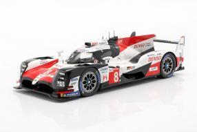 Toyotagazooracing Toyota TS050 2018 1:18