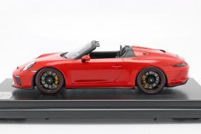 modellautos Porsche 911 991 II Speedster 2019 1:12