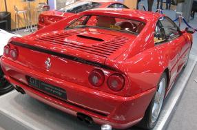 miniatures Ferrari F355 Berlinetta, copyright Foto: Arnaud 25