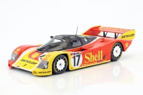 Porsche 962C 1987 1:18