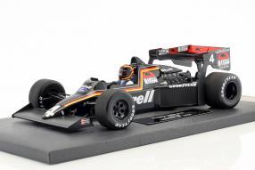 Tyrrell Ford 012 Bellof 1984 1:18