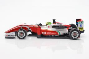 Dallara F317 Prema Racing 2018 Mick Schumacher 1:18