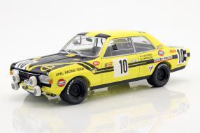 miniatures Opel Commodore A Steinmetz 1970 1:18