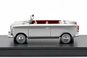 miniatures Ramses Gamila 1961 1:43 Autocult