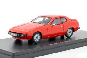 Porsche 924 Prototyp 1974 1:43 Autocult