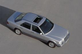 Mercedes-Benz W 124, copyright Foto: Daimler AG