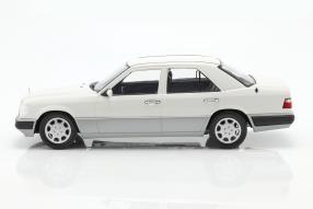 diecast miniatures Mercedes-Benz E-Klasse W124 1989 1:18