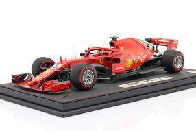 Ferrari SF71H 2018 1:18 #Vettel