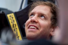Sebastian Vettel Anfang 2020, copyright Foto: Ferrari S.p.A.