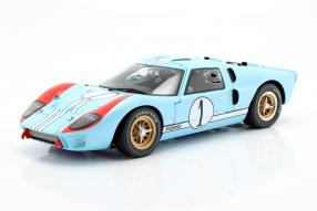 Ford GT40 Mk. II No. 2 winner Le Mans 1966 1:12