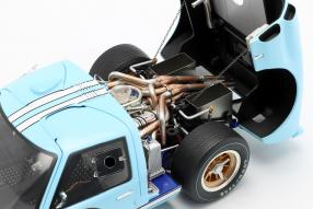 modelcars Ford GT40 Mk. II No. 2 winner Le Mans 1966 1:12