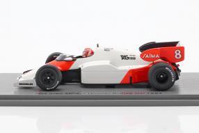 modellautos McLaren MP4/2 1984 1:43 Spark, Niki Lauda