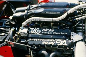 Porsche TAG Turbo, copyright Foto: Porsche AG