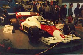 McLaren MP4/2, Niki Lauda