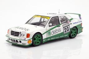 Mercedes-Benz 190 E 2.5-16 Evo II Schumacher 1991 1:18